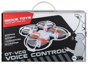 RC DT VCQ-Voice Quadrocopter