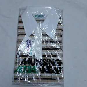 Details about VTG Munsingwear Penguin Polo Shirt NEW Rugby Grand Slam 70s  Active 60s Mod Small