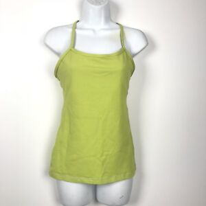f3370b30db6a5 Lululemon Power Y Tank Ray Luon Top sz Small Shelf Bra Mesh ...
