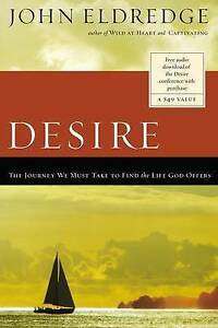 Desire Pb  BOOK NEW
