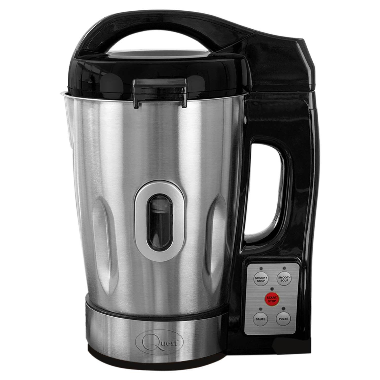 Acier Inoxydable électrique soupe jus Smoothies Milkshakes Maker Home Compact Blender