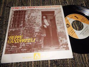 BEPPE-CANTARELLI-COMO-PAN-FRESCO-DEPENDE-SINGLE-7-039-039-1977-SPAIN-SPAGNA
