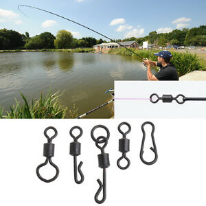 50Pcs-Carp-Fishing-Swivel-Long-Body-Rolling-Fishing-Swivels-Fishing-Tackle-Box