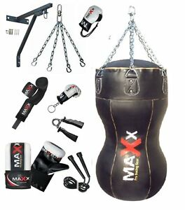 Image Is Loading New 15pc Boxing Heavy Filled Punchbag Body Bag