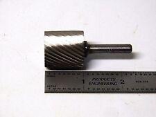 "SGS 3//4/"" x 1//4/"" x 1-1//4/"" Single Cut Carbide SF-14 Tree Burr 13575"