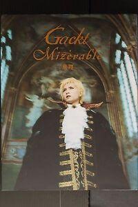 JAPAN-Gackt-Mizerable-vol-1-034-Hishou-034-Photo-Book