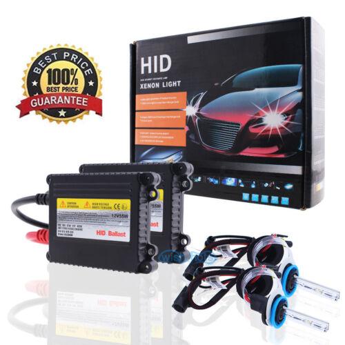 Xenon 55W H11 H9 Low Beam Headlight Slim Digital HID Conversion Kit Bulbs Lamp p