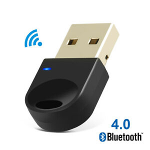 USB-Bluetooth-Transmitter-Receiver-CSR4-0-Speakers-PC-Computer-CSR8510-Adapter
