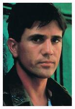 THREE for PRICE of ONE >MEL GIBSON, HIGH QUALITY+VALUE GLOSS POSTCARD NEW FREEpp
