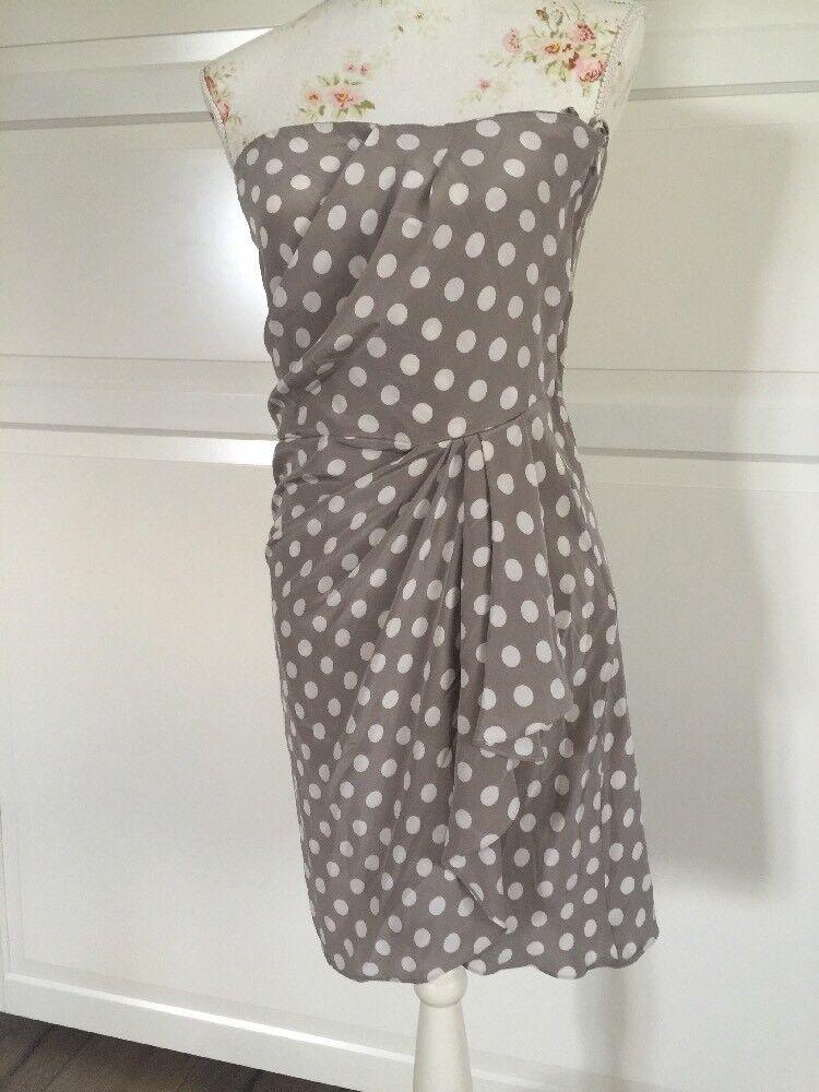 Paul & Joe Sister Kleid Seide Gr. 40 - fällt aus wie 38