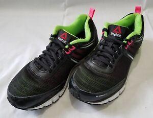 1251e4dea39 Womens Size 7.5 Multicolor Reebok Jet Dashride 2.0 Running Shoes ...