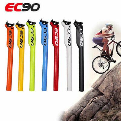 EC90 Carbon fibre Bike Seatpost Mountain Bicycle Seatpost road Bike seat tube
