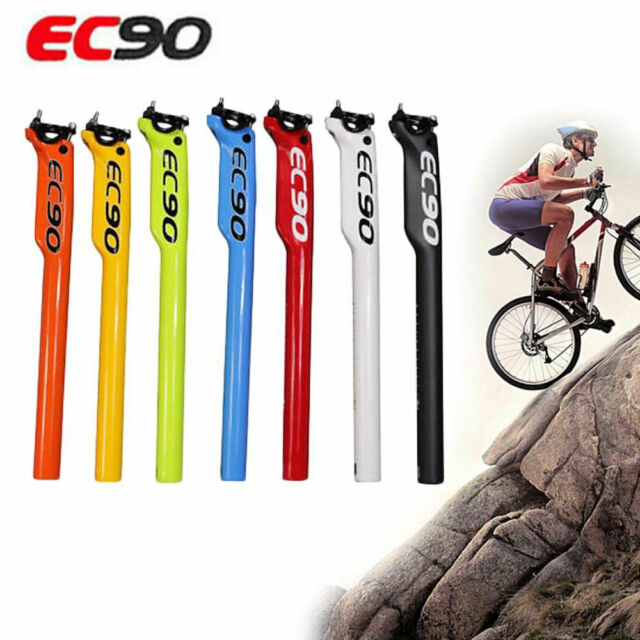Carbon Fiber Road MTB Bike Bicycle Seatpost Seat Tube 27.2 30.8 31.6 x 350mm