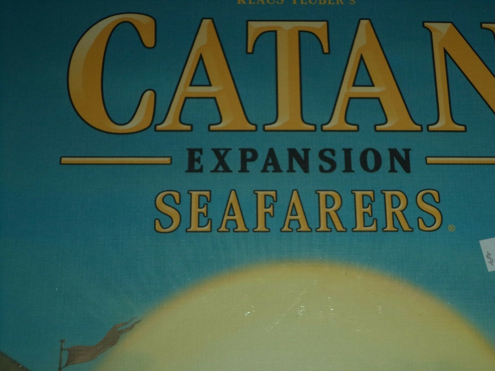 Catan Seafarers Expansion - Board Game New  Settlers of Catan &