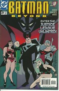 Batman Beyond N° 21 ( 2° Serie ) - Dc 2001 ( Comics Usa )