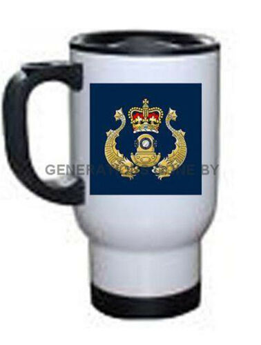 ROYAL NAVY DIVERS TRAVEL MUG