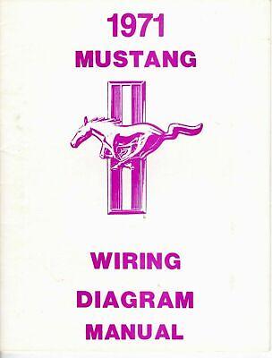 1971 Mustang Dash Wiring Diagram Wiring Diagrams Index