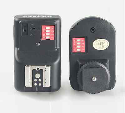 PT-16 16 Channel Wireless Flash Trigger for Canon 580EXII 430ex yn560II yn560III