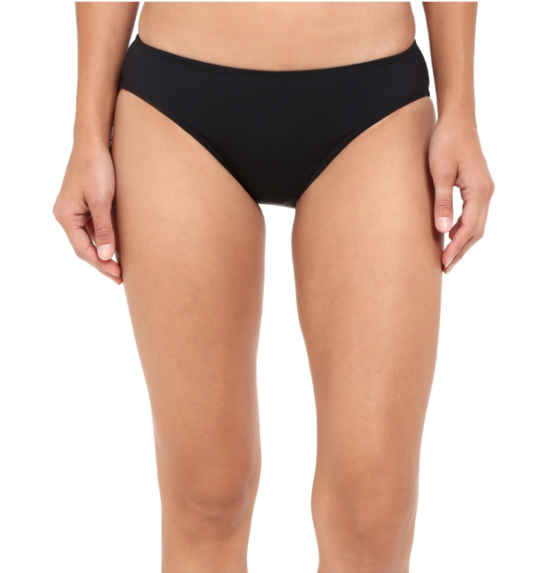 7de04eb0be372 Ralph Lauren Lr7da93 Womens' Size 4 Black Hipster Swim Brief Bottoms ...