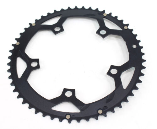 FSA 53T 10//11 Speed BCD 130mm 5 Bolts Pro Road Outer Chainring For Double