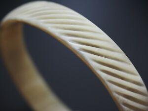 Antiker-Armreif-Horn-Hornreif-Armband-Horn-Bangle-Bracelet-brazalete-de-cuerno