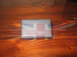 new fuse box cover lid for mgb 1970 1968 triumph tr250 tr6 1968 76