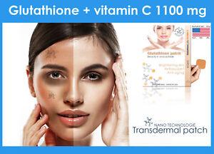 Glutathione-plus-vitamin-c-patches-skin-lightning-anti-oxydant-30-days-1100-mg