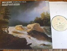 CFPD 41 4434 3 Bruckner Symphony No. 8 / Karajan 2 LP set