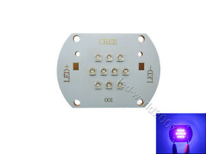 30W 60W Ultra Violet UV 365nm 395nm 420nm High Power LED Light Epileds 45mil