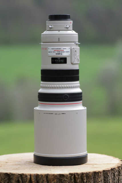 Canon EF 300mm 1:2.8 L IS USM in Topzustand