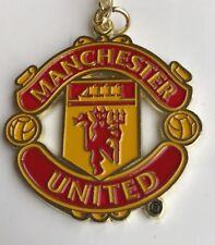 Manchester United Football Club Badge Car Keyring Key Ring Official Man Utd MUFC