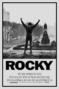 Rocky  Classic 70039s Boxing Movie Maxi Poster 915 x 61cm  Sylvester Stallone - Nottinghamshire, United Kingdom - Rocky  Classic 70039s Boxing Movie Maxi Poster 915 x 61cm  Sylvester Stallone - Nottinghamshire, United Kingdom