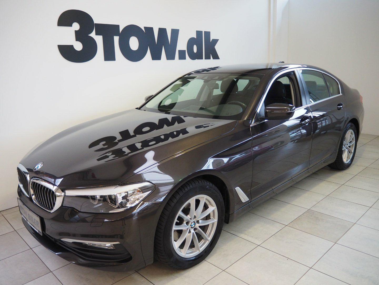 BMW 520d 2,0 aut. 4d - 419.980 kr.