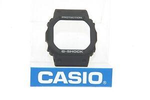 CASIO-G-Shock-DW-5600E-DW-5600-BEZEL-Original-New-Black-Case-Shell-DW5600