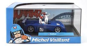 Metal-maqueta-de-coche-1-43-Michel-Vaillant-Collection-Vaillante-lm07-inc-vitrina