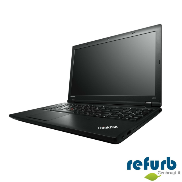 Lenovo ThinkPad L540, GHz 2.3, GB ram 4, GB harddisk 128,…