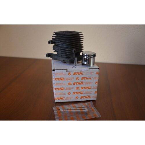 Kolben Stihl HS 45 HL 45 4140 020 1202 Original Stihl 34 mm Zylinder