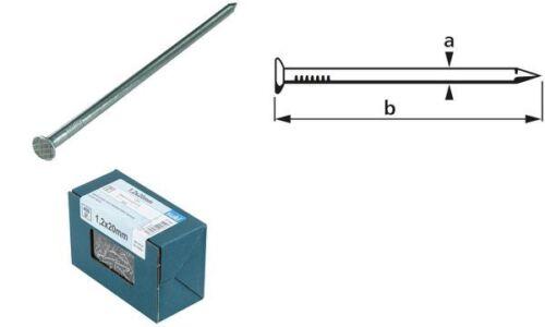 2,8 x 65 mm Senkkopf Drahtstift suki 1.000 g blank
