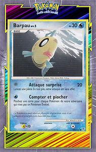 Barpau-Platine-Vainqueurs-supremes-104-147-Carte-Pokemon-Neuve-Francaise