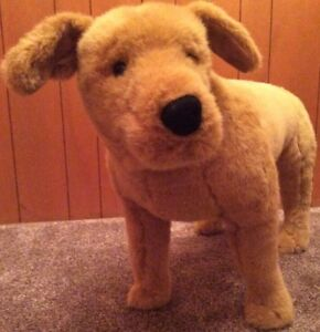 Details About Melissa And Doug Yellow Lab Giant Stuffed Animal Over 2 Foot