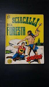 FB46-Zagor-Zenith-85-GLI-SCIACALLI-DELLA-FORESTA-originale