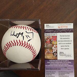 Wayne Gretzky Oilers Rangers Kings autographed Major League Baseball JSA signed