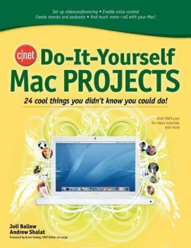 Mac Projects : 24 Cool Things You Didn't Know You Could Do