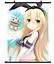 3838 Anime game Shimakaze Kantai Collection wall Poster Scroll A