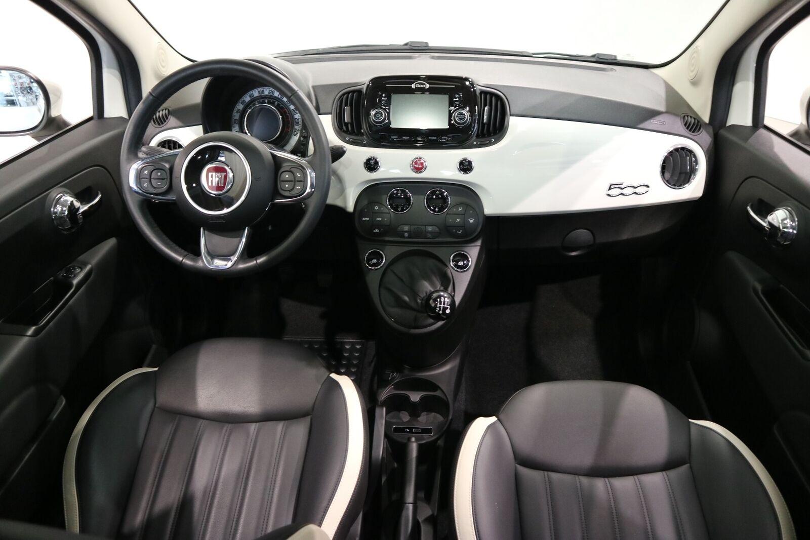 Fiat 500 1,2 Lounge - billede 11