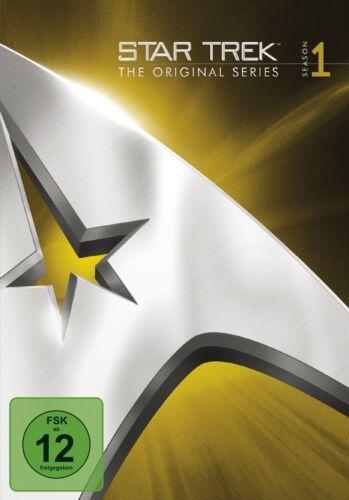 1 von 1 - 8 DVDs * STAR TREK - RAUMSCHIFF ENTERPRISE - Komplettstaffel 1 - MB  # NEU OVP +