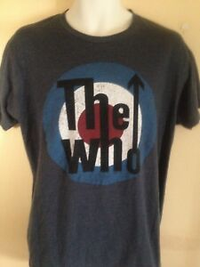 THE-WHO-MOD-TARGET-OFFICIAL-2014-LARGE-T-SHIRT-CLASSIC-ROCK-PETE-TOWNSHEND
