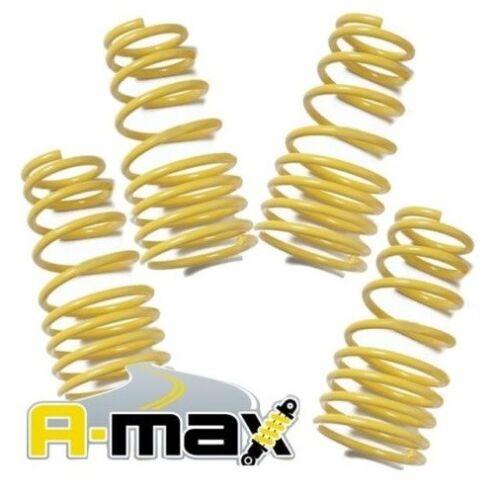 A-Max AUDI A4 B6 B7 2001-2008 Berline 1.9TDi 2.0TDi FWD 40 mm Lowering springs