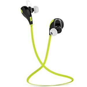 QCY-QY7-Sports-Bluetooth-Headset-Green