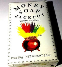 Money Jackpot Soap 3.3 oz - Bar Formulation For $ Drawing Luck  Wrapped NEW